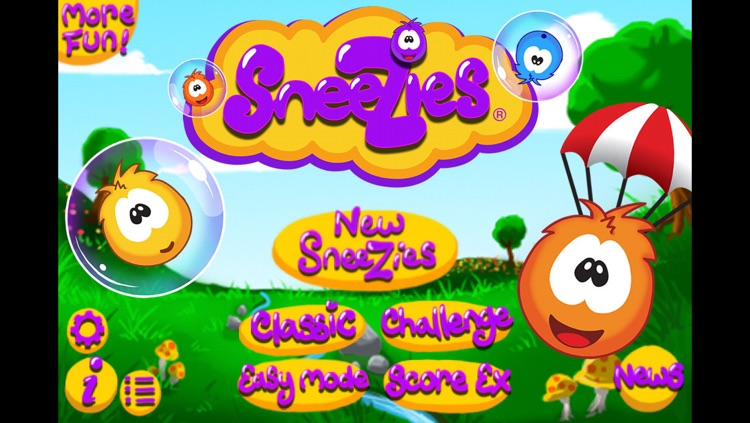 Sneezies Lite screenshot-4