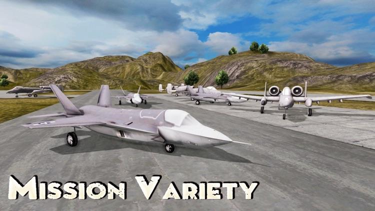 F-35 Lightning II Joint Strike Fighter - Combat Flight Simulator by Jacek  Chedor