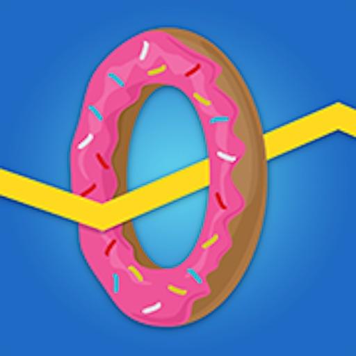 Donut Jump! : Krispy Jelly Dough-nut Hop Icon