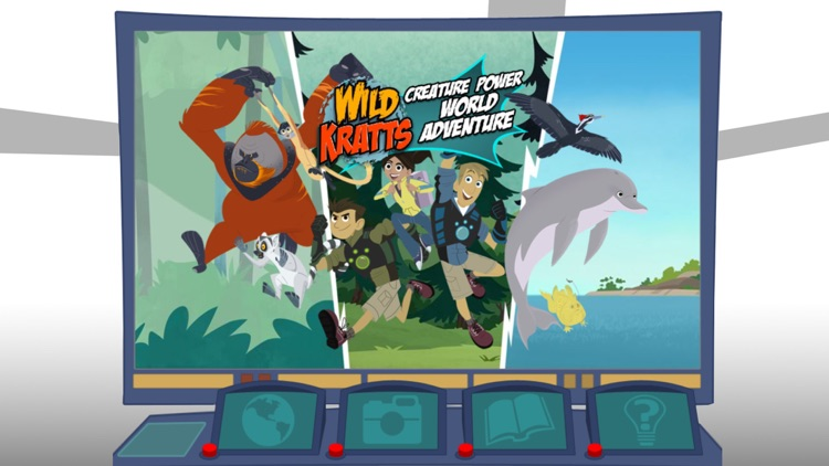 Wild Kratts World Adventure screenshot-4