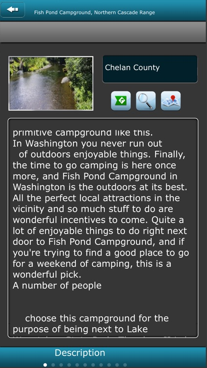 Washington Campgrounds screenshot-4