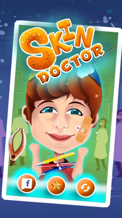 皮膚醫生 - 面部美容療程治愈的疾病的化妝品,在門診醫生屏幕截圖4