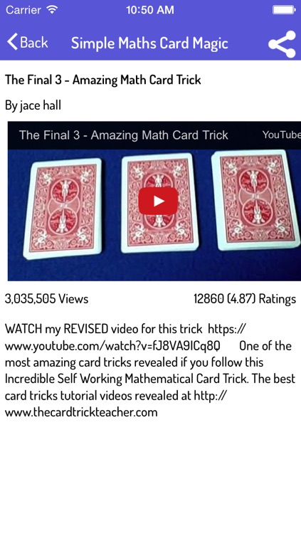 Card Magic Tricks - Ultimate Video Guide screenshot-3