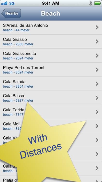 Ibiza No.1 Offline Map screenshot-4
