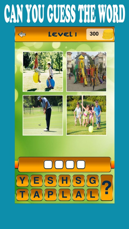 ever popular big sale official images New Guess The Word Photo Fun Pick & Play Game Free HD by BC ...