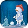 Christmas Snow Ball Kicker - best virtual football kicking game
