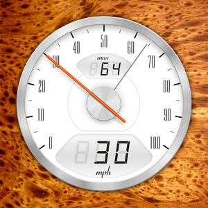 Speedometer+ app