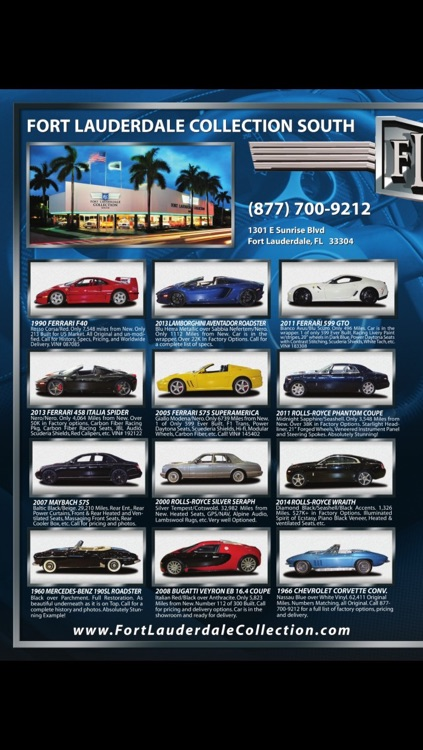 duPont Registry: A Buyer's Gallery of Fine Automobiles screenshot-3