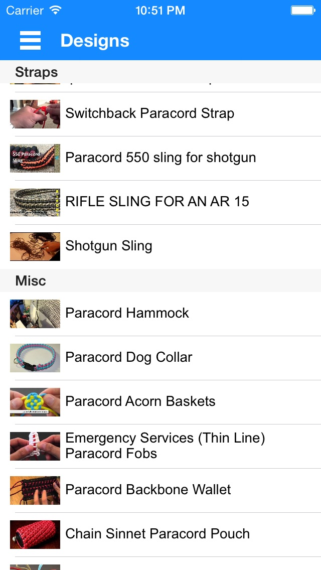 Paracord Pro: Without a Book Edition app image