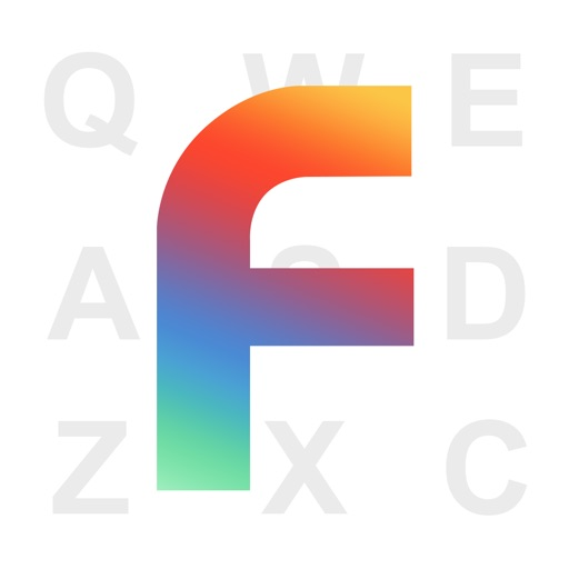 AllCoolFonts -  custom keyboard for all kinds of cool and fancy fonts