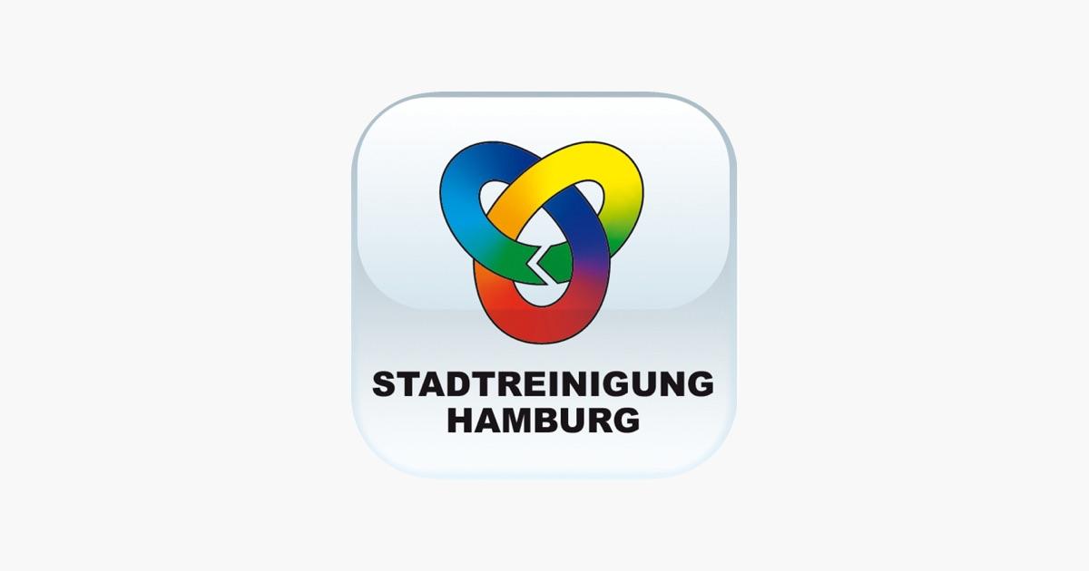 stadtreinigung hamburg on the app store. Black Bedroom Furniture Sets. Home Design Ideas