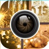 Happy New Year 2015 - Party Photo Collage Editor - Make Your New Year's Resolution FREE - iPhoneアプリ
