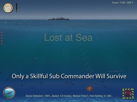 Игра U-Boat Commander II