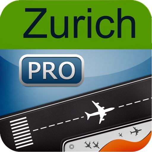 Zurich Airport + Flight Tracker HD