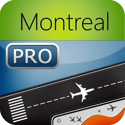 Montreal Airport Pro (YUL) Flight Tracker  air radar Montréal Pierre Elliott Trudeau Canada