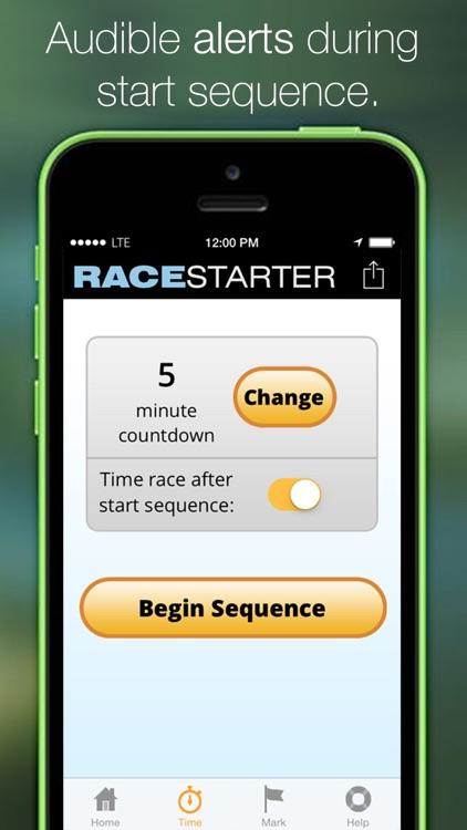 Sailboat Race Starter and Regatta Timer