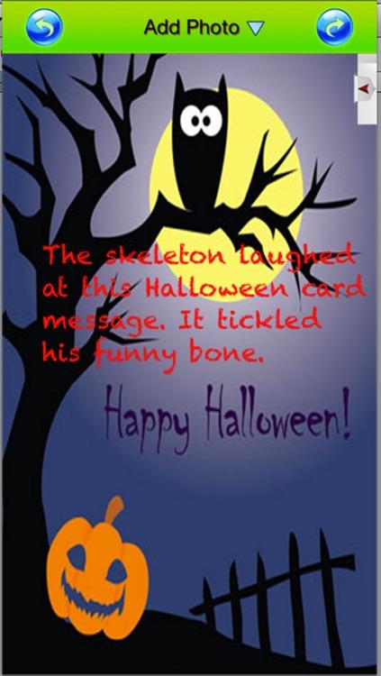 Best Halloween eCards - Design and Send Halloween Greeting Cards screenshot-3