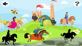 A Castle & Knight-s Little Kid-s Game-s Toddler School