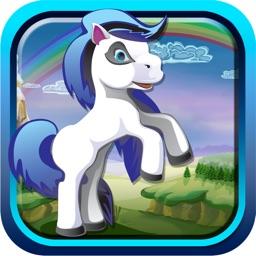 Rainbow Pet Pony
