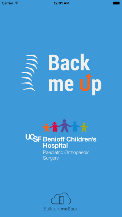 messages.download UCSF's BackMeUp software
