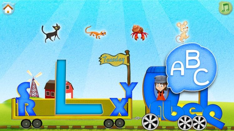 Train School Free: Musical Learning Games screenshot-4