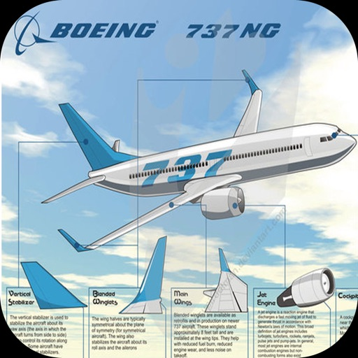 boeing 737 300 400 500 ng type rating exam quizzes by ahmet baydas rh appadvice com