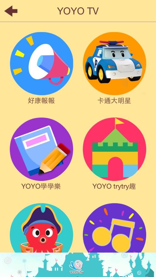 YOYO CLUB】应用信息- iOS App基本信息 应用截图 描述 内购项目 视频预览