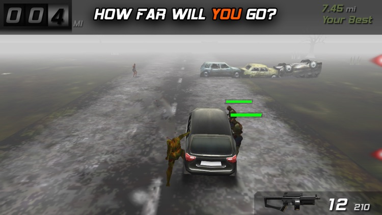 Zombie Highway screenshot-1