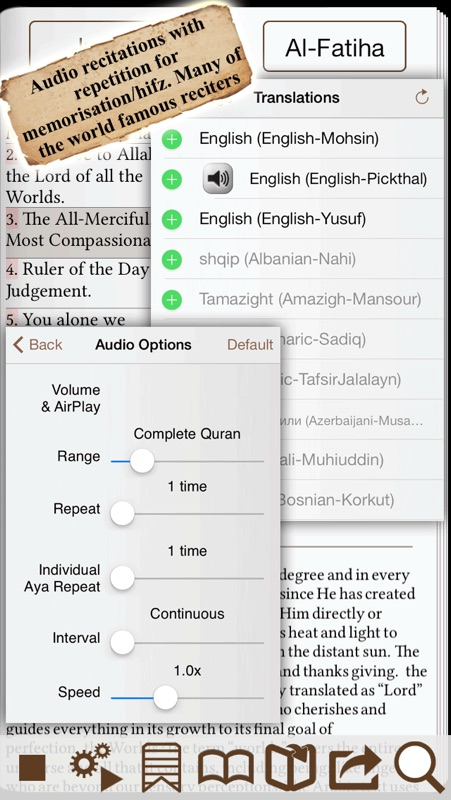 Quran Commentary - English Tafsir Uthmani - Online Game Hack