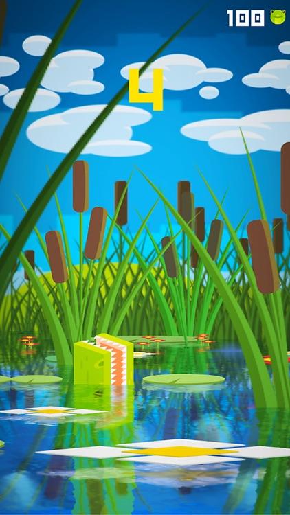Bounce the Frog screenshot-3