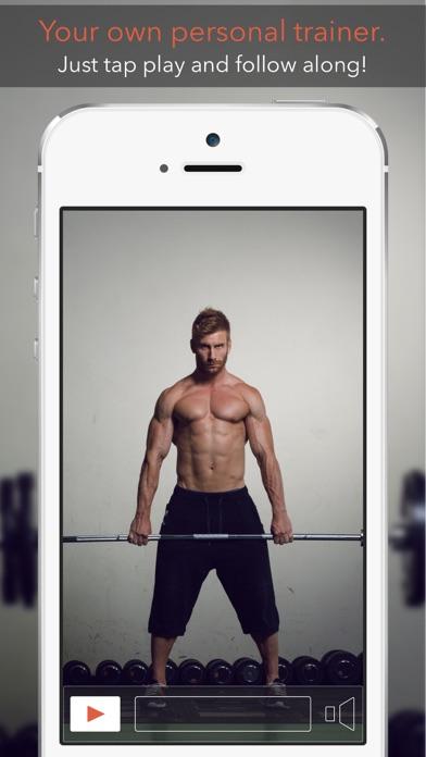 Shredz: Men's Health & Fitnessのおすすめ画像3
