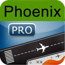 Phoenix Airport + Flight Tracker HD