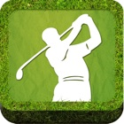 Golf Swing Coach HD FREE - Tips to improve putting, drive, tee-off, time icon