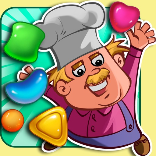 Candy Boutique - The Sweets Maker Shop! iOS App