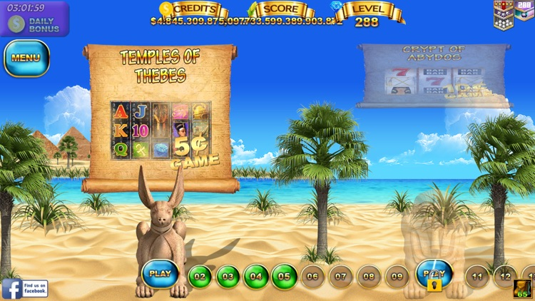 Slots - Pyramid Spirits 3 screenshot-3