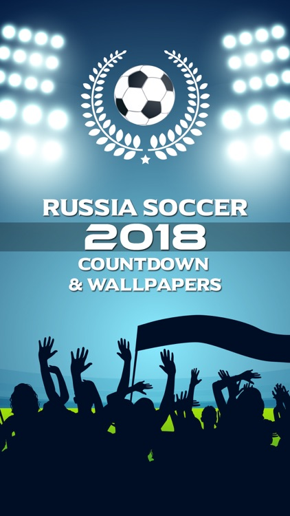 Russia Soccer 2018 - Countdown & Sports Wallpapers & Backgrounds