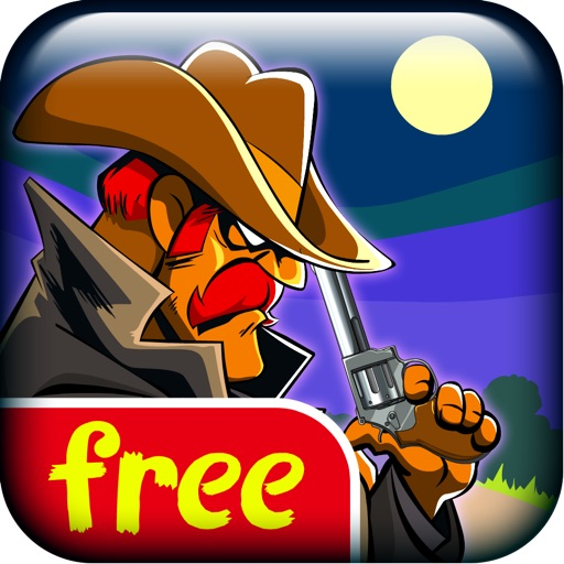 Cowboy Pixel Tower Free - Knock Them Off And Crush The Structure!