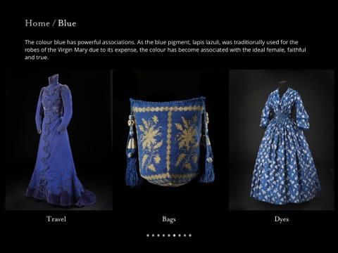 A Century of Style: Costume and Colour 1800-1899 screenshot 2