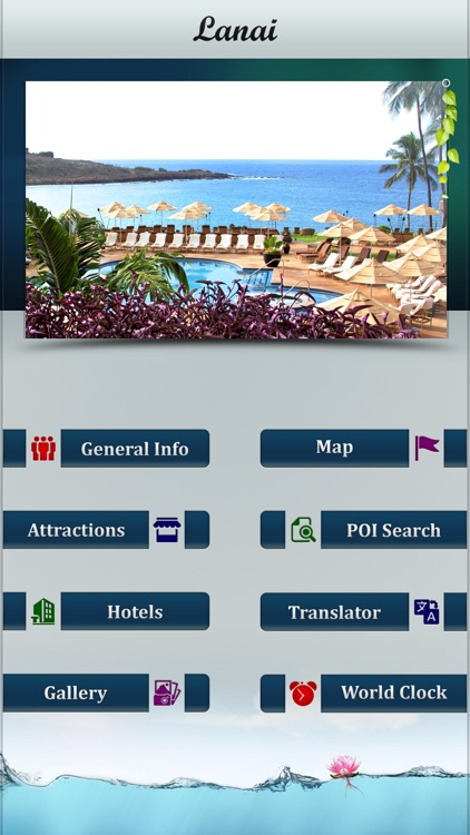 Lanai Offline Travel Guide screenshot-1