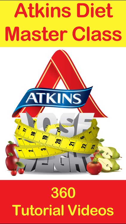 Atkins Diet Master Class screenshot-0