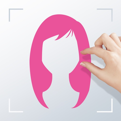 Hairstyle Makeover Premium - Use your camera to try on a new hairstyle