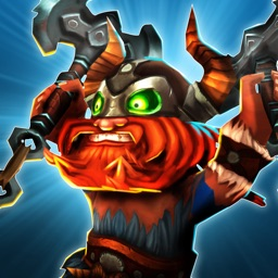 Dungeon Run: Age of Gold and Fire Clans