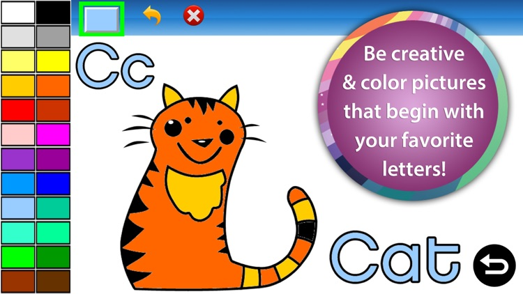 BrightStart! - ABC Reading and Learning for Preschool and Kindergarten Children by Nemours screenshot-4