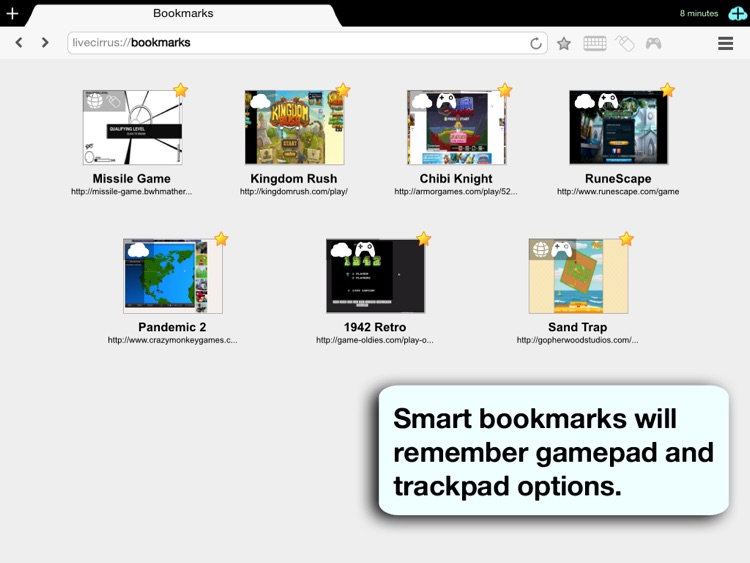 LiveCirrus Browser screenshot-4