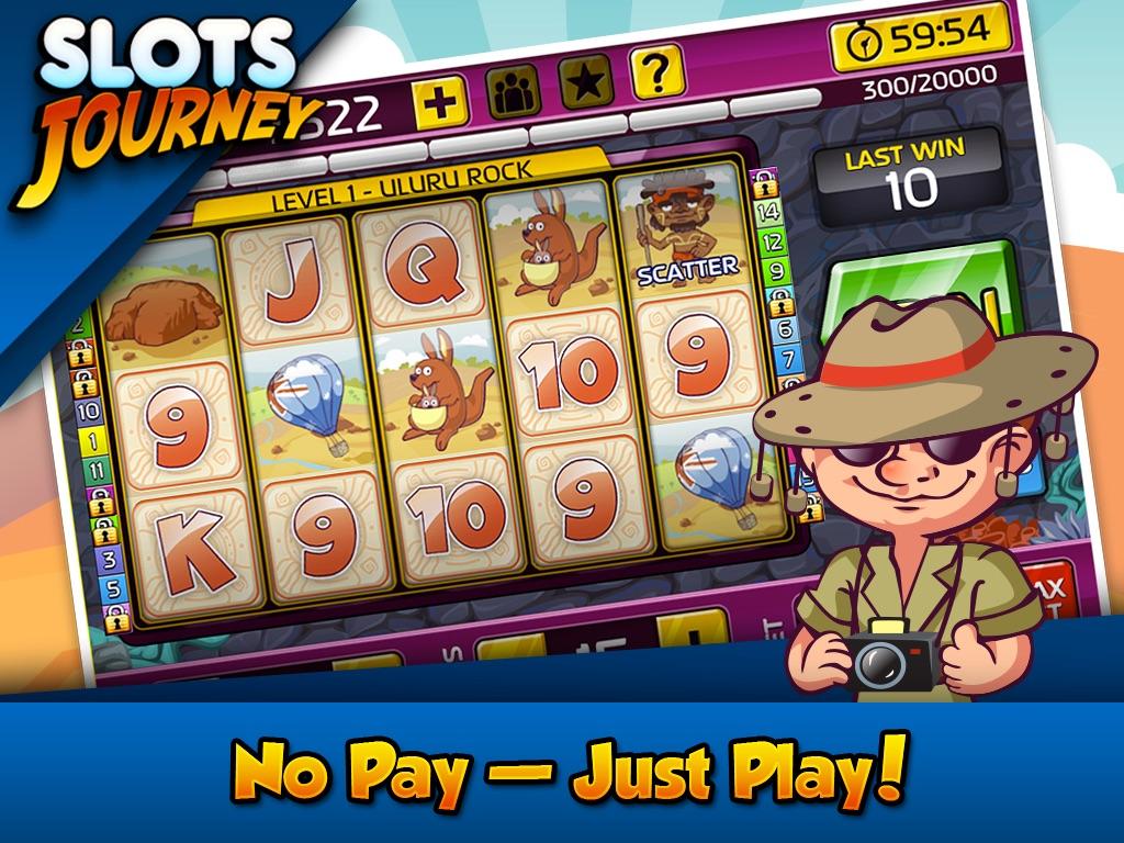 Slots Journey Online