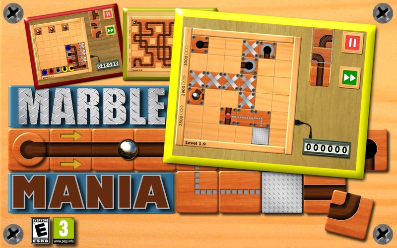 Marble Mania Ball Maze – action puzzle game   App Price Drops