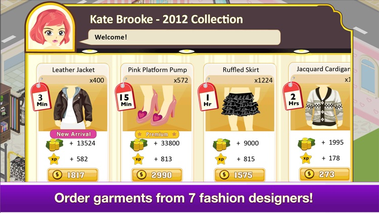 Tap Boutique - Girl Shopping Covet Fashion Story Game screenshot-2