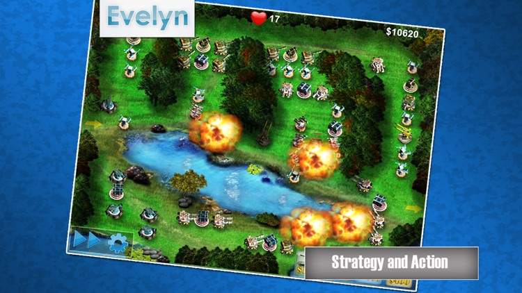 Battleground Defense screenshot-4