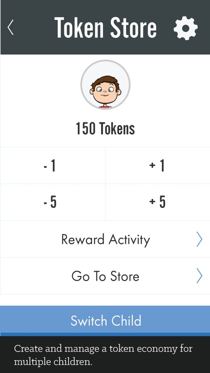 This for That: Token Store