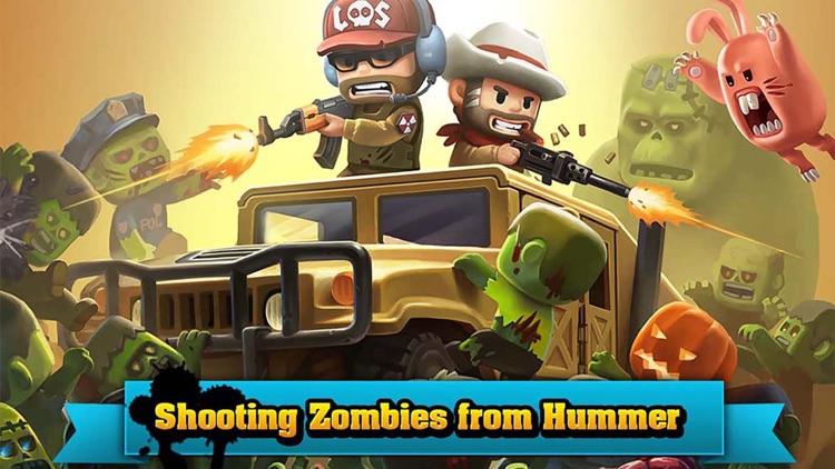 Action of Mayday: Zombie World screenshot-0